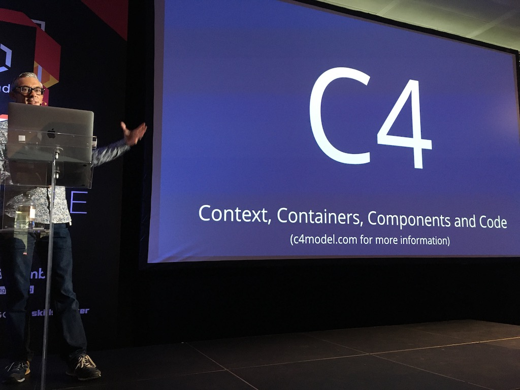 C4: Context, Containers, Components and Code